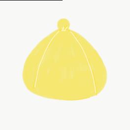 帽子のイラスト