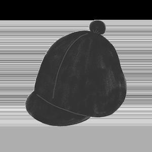 帽子の形 D