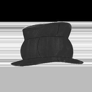 帽子の形 E