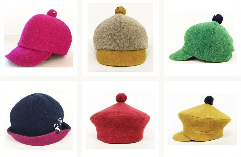 NET SHOP 色々な帽子の写真